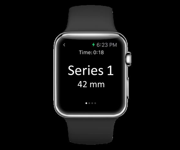 Apple Watch S1 42 мм