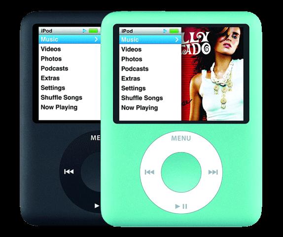 iPod Nano 3