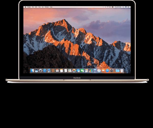 MacBook Retina 12″