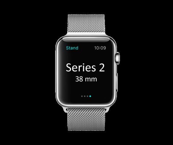 Apple Watch S2 38 мм