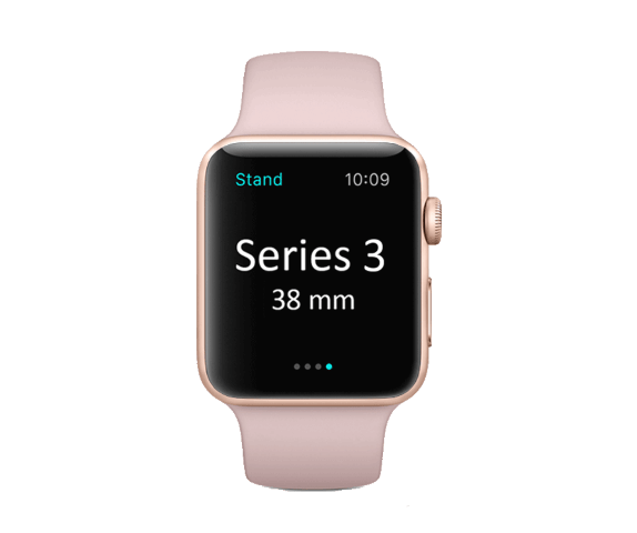 Apple Watch S3 38 мм