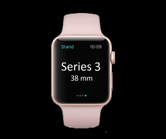 Apple Watch S3 38 мм